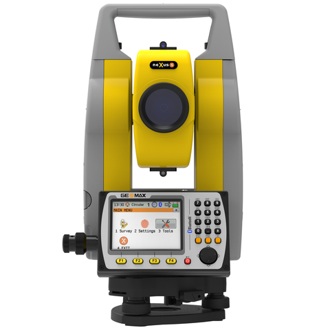 Zoom40 WinCE Manual Total Station