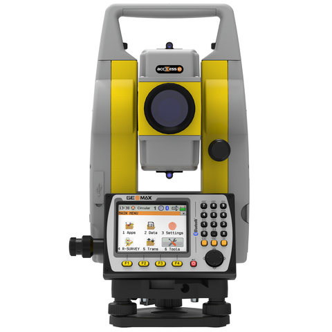 Zoom50 AccXess Manual Total Station