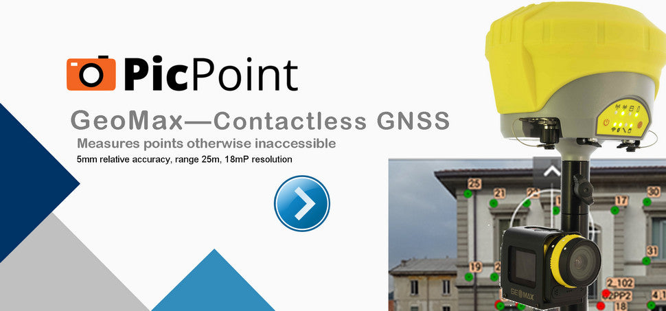 GeoMax PicPoint