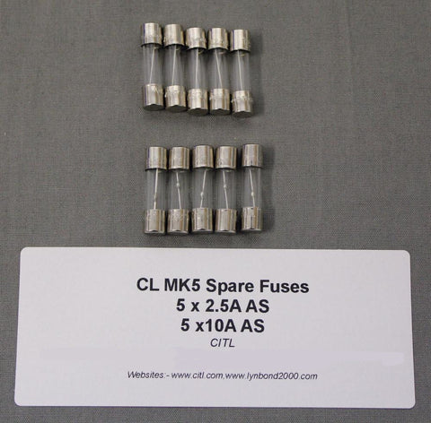 Spare Fuse Pack for CL 8200 MK 2/3/4/5