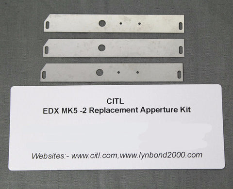 EDX Replacement Aperture Kit