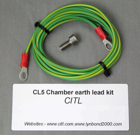 Chamber Earth Lead Kit for CL 8200