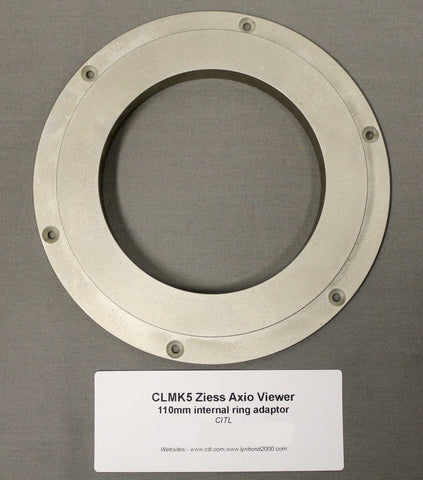 Chamber Mount Adaptor Zeiss Axioviewer for CL 8200 MK 2/3/4/5