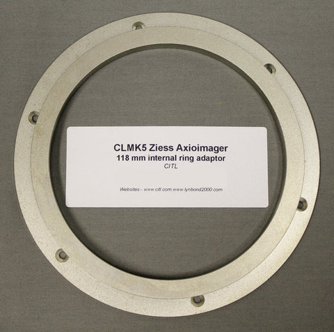 Chamber Mount Adaptor Zeiss Axioimager for CL 8200 MK 2/3/4/5