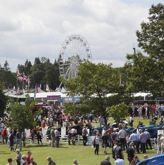 5 of Yorkshire's best Country Shows
