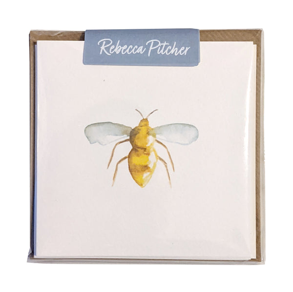 Bee Notecards - 8 cards with envelopes