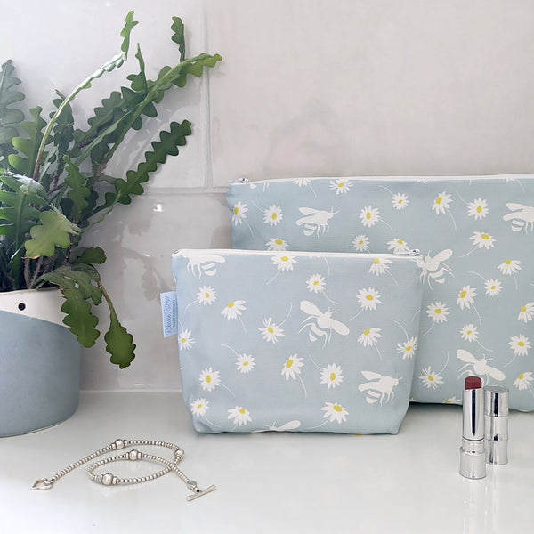 Daisy & Bee Makeup Bag