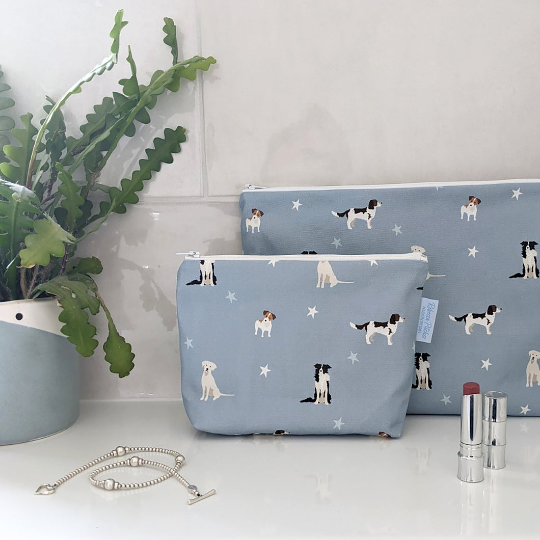 Dogs Makeup Bag
