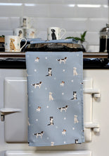 Load image into Gallery viewer, Dogs Tea Towel