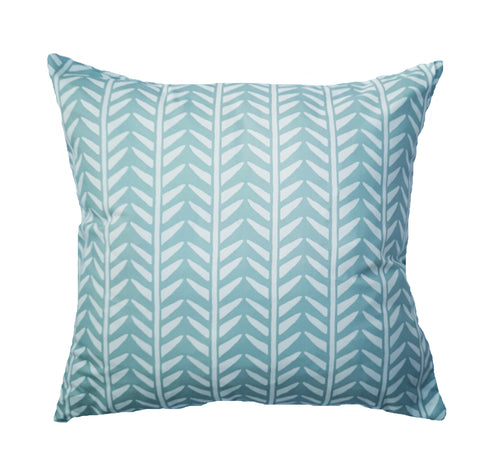 duckegg wishbone design cushion