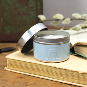Fig & Sultana Tin Candle