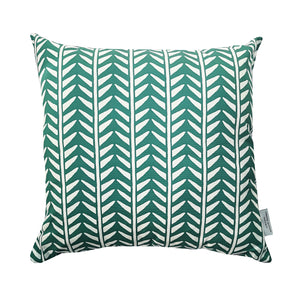 Petrol Wishbone Cushion