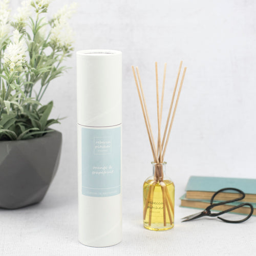 Orange & Grapefruit Reed Diffuser