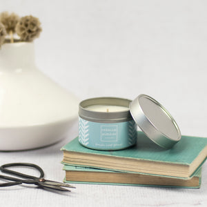 Fresh Cut Grass Tin Candle