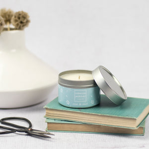 Rose & Oud Tin Candle
