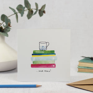...and relax! Card