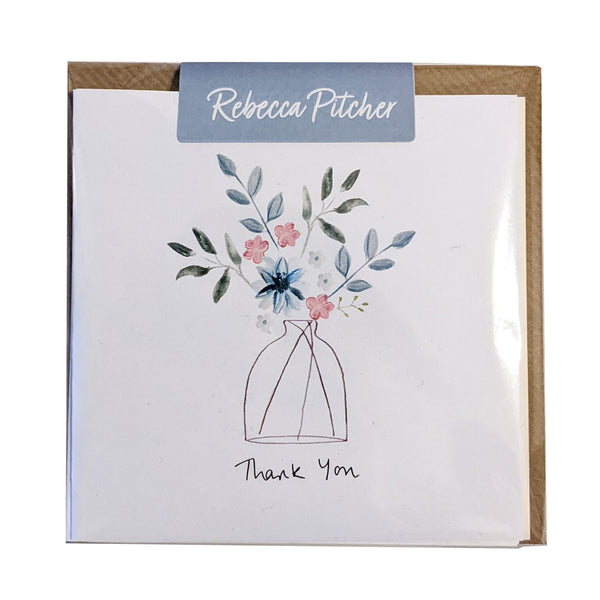Thank You Notecards - 8 cards with envelopes