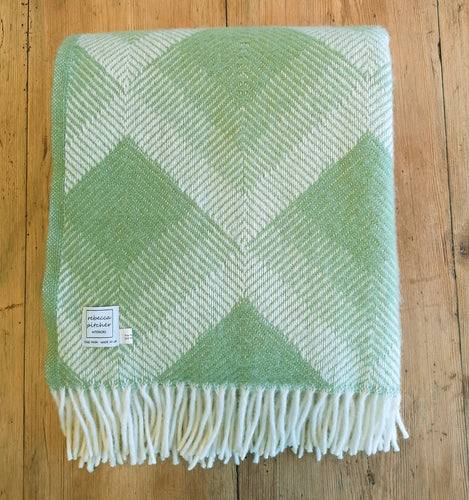 Fern Prism Throw