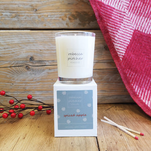Spiced Apple Luxury Candle