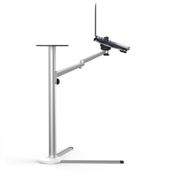 Adjustable Floor Stand For Laptop Tablet And Phone
