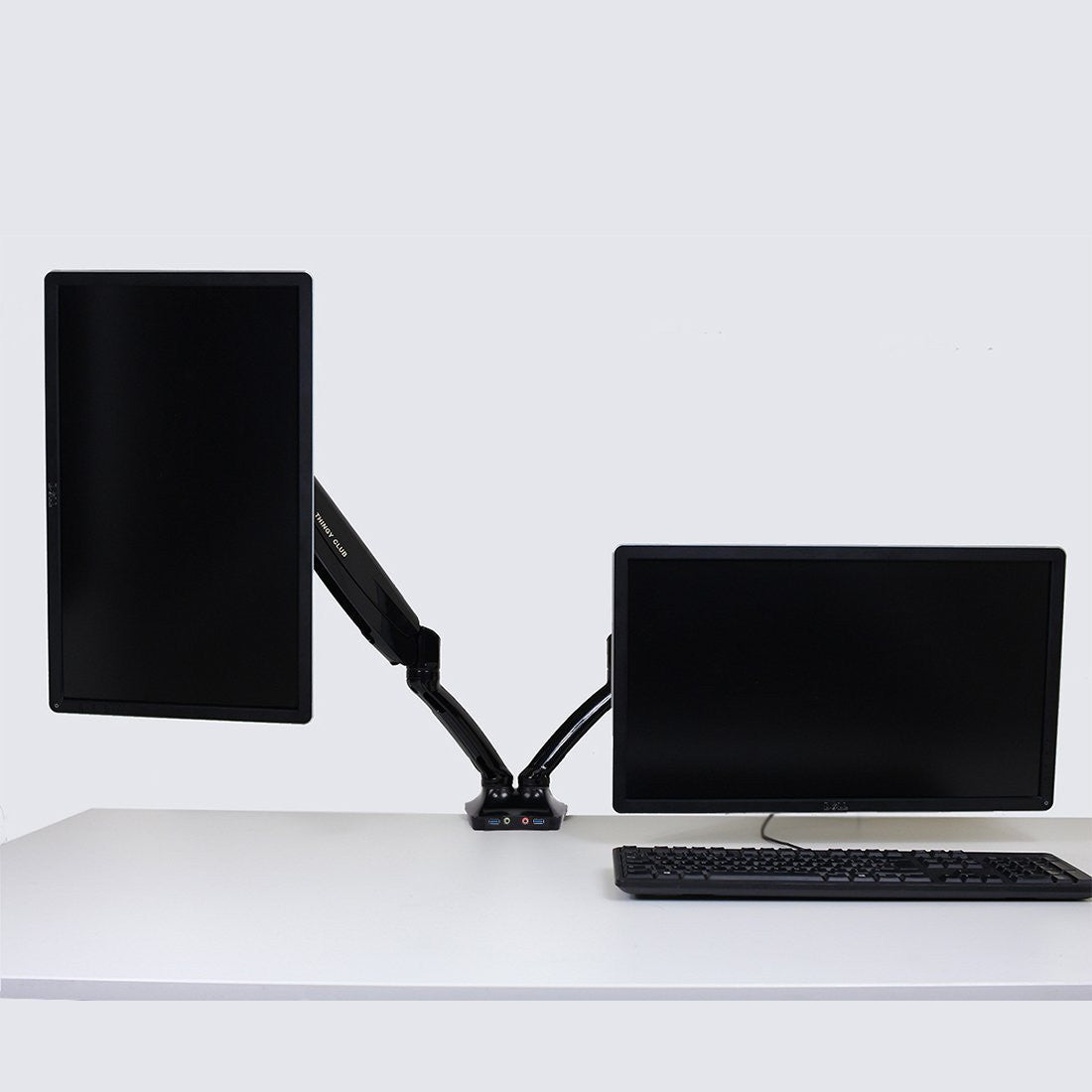 GS Functional Adjustable Articulating Swivel Computer Monitor
