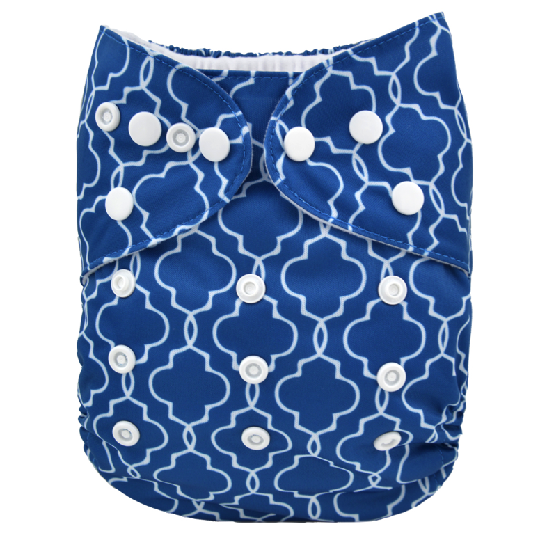 Blue Tiles Diaper - Sustain a Living