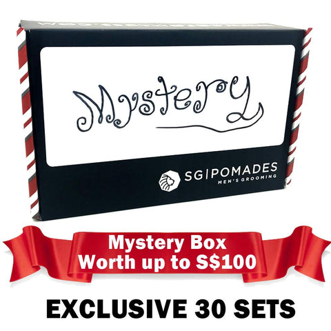 Exclusive 12.12 Mystery Box at SGD 30