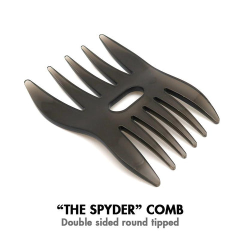 """The Spyder"" Comb (Thermoplastic)"