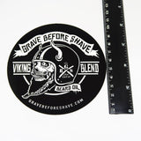 Sticker #8 - G.B.S. Vikings (Postage Only)