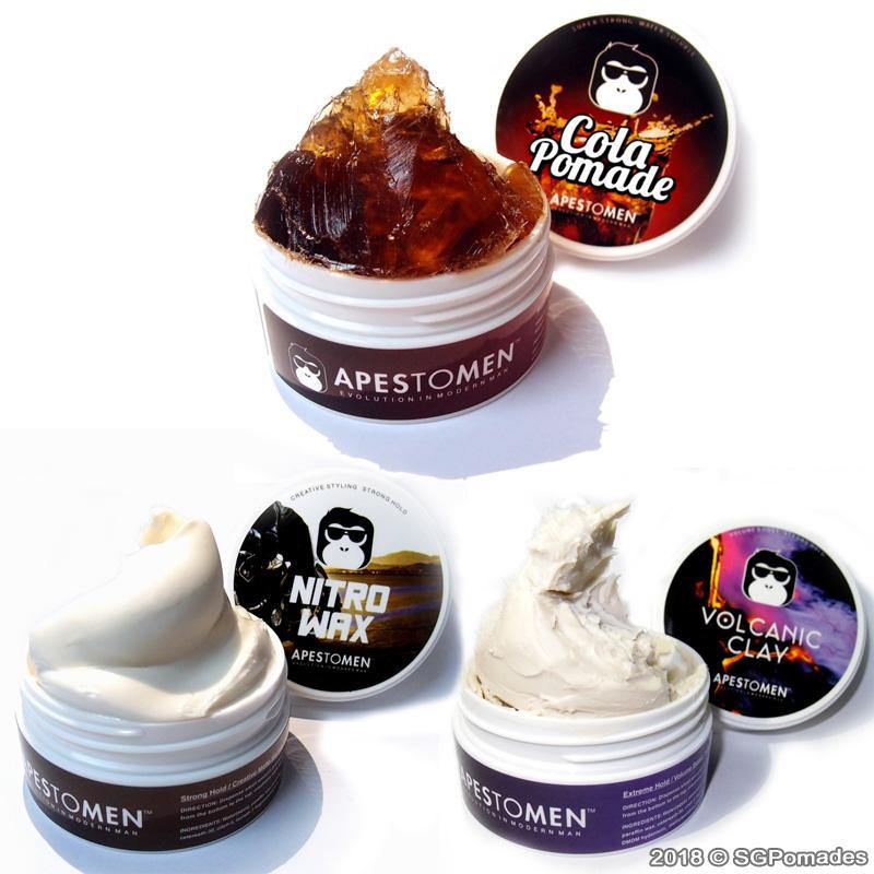Cola Pomade by APESTOMEN™ - S'pore Mens Grooming Webstore - SGPomades.com