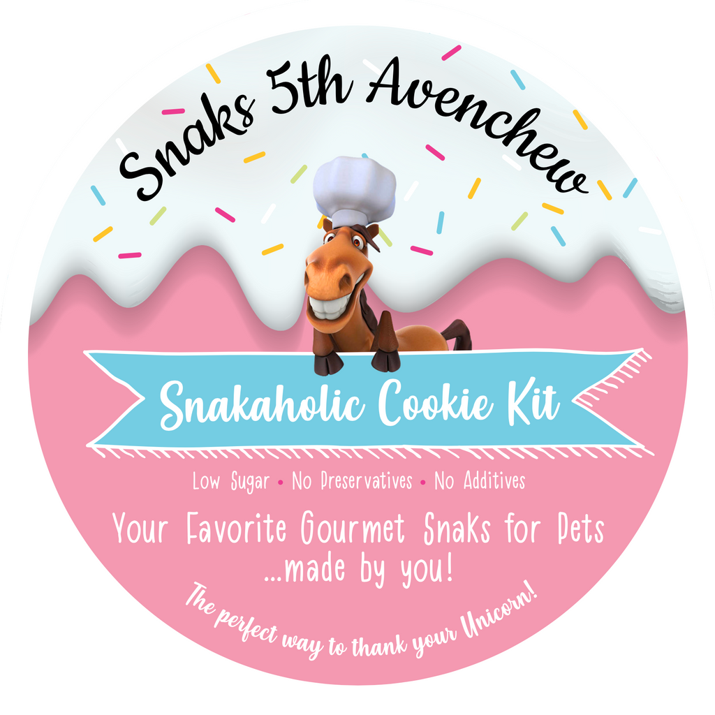 DIY Snakaholic Cookie Kit