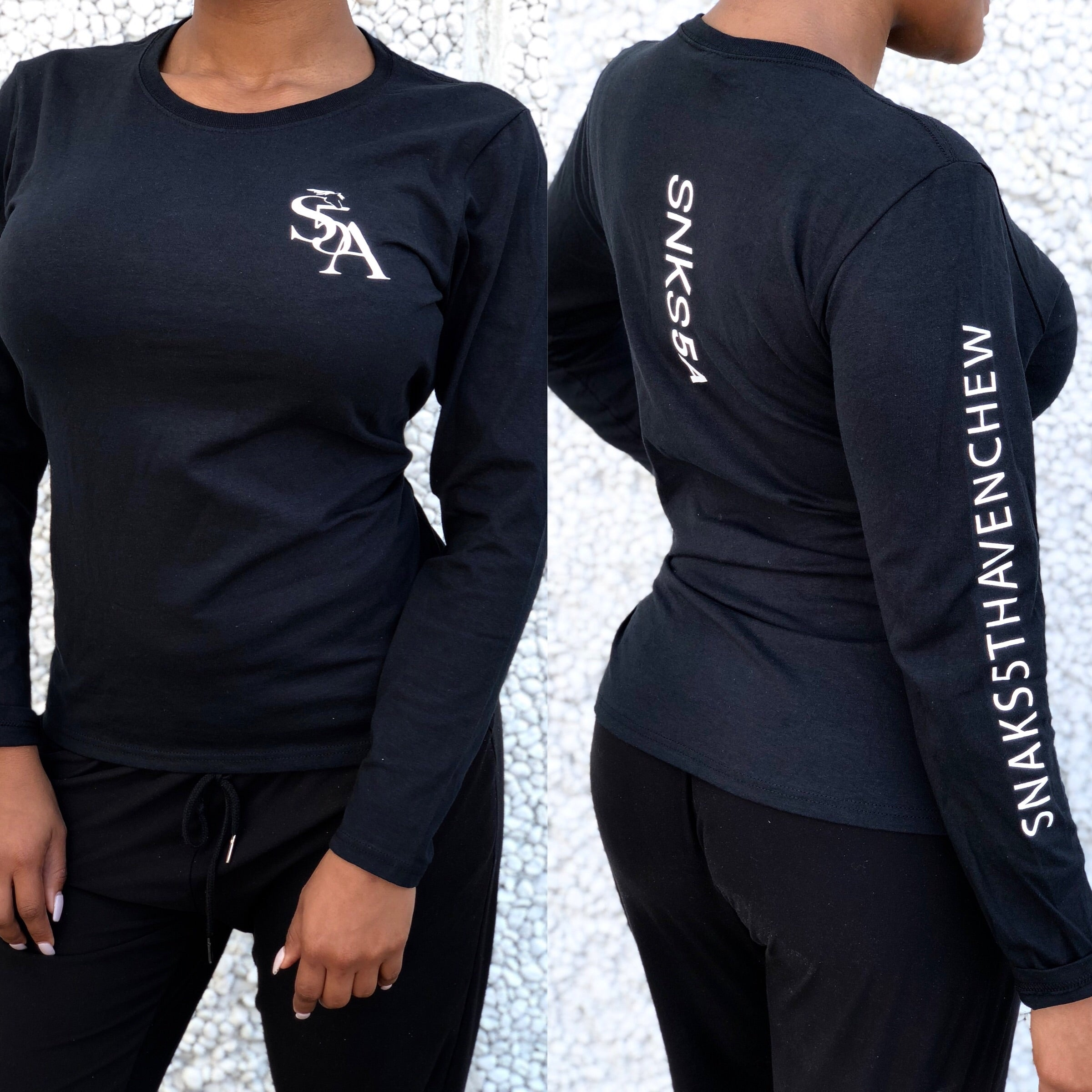 Long Sleeve Schooling Tee