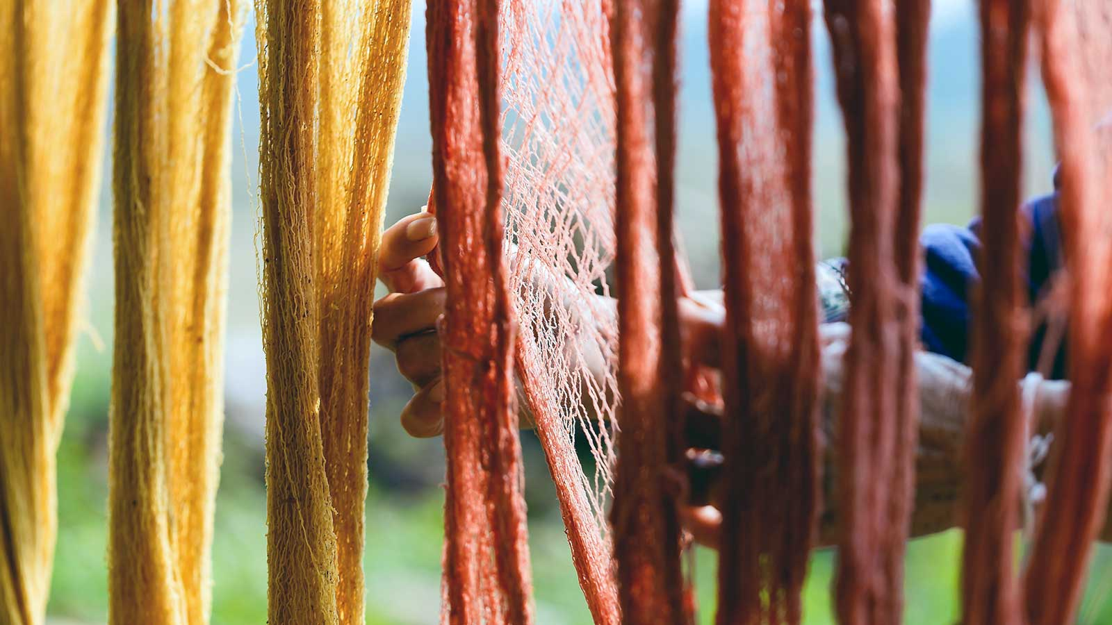 NATURAL DYE: THE WAY WE COLOR