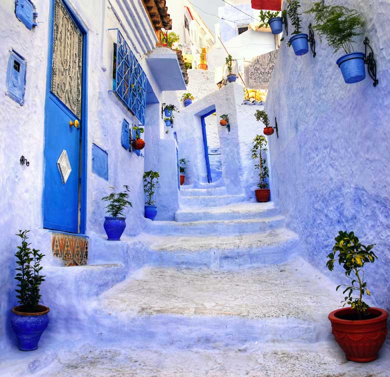 MINZUU Blog - The Colors of Morocco