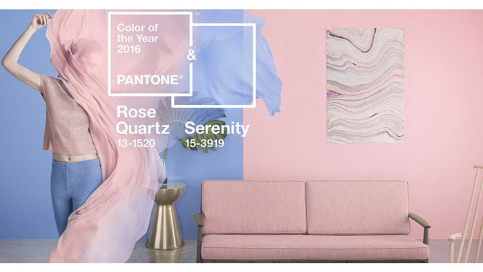 Pantone Color of the Year 2016 Home Decor