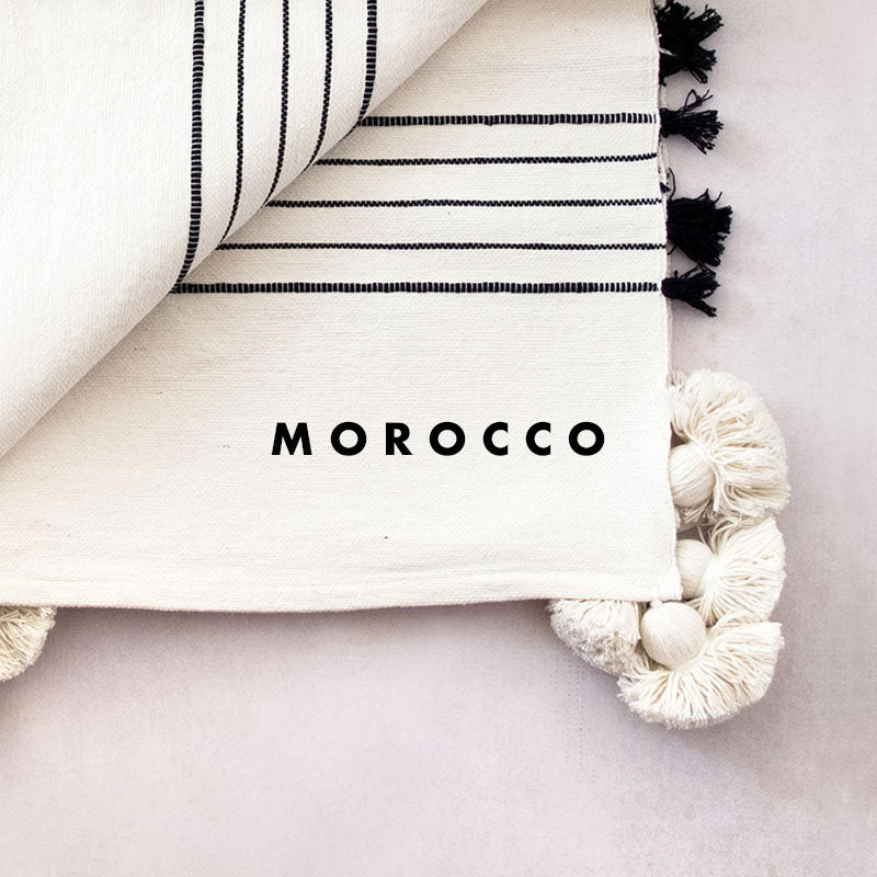 2019 Gift Guide: Gifts Handcrafted in Morocco