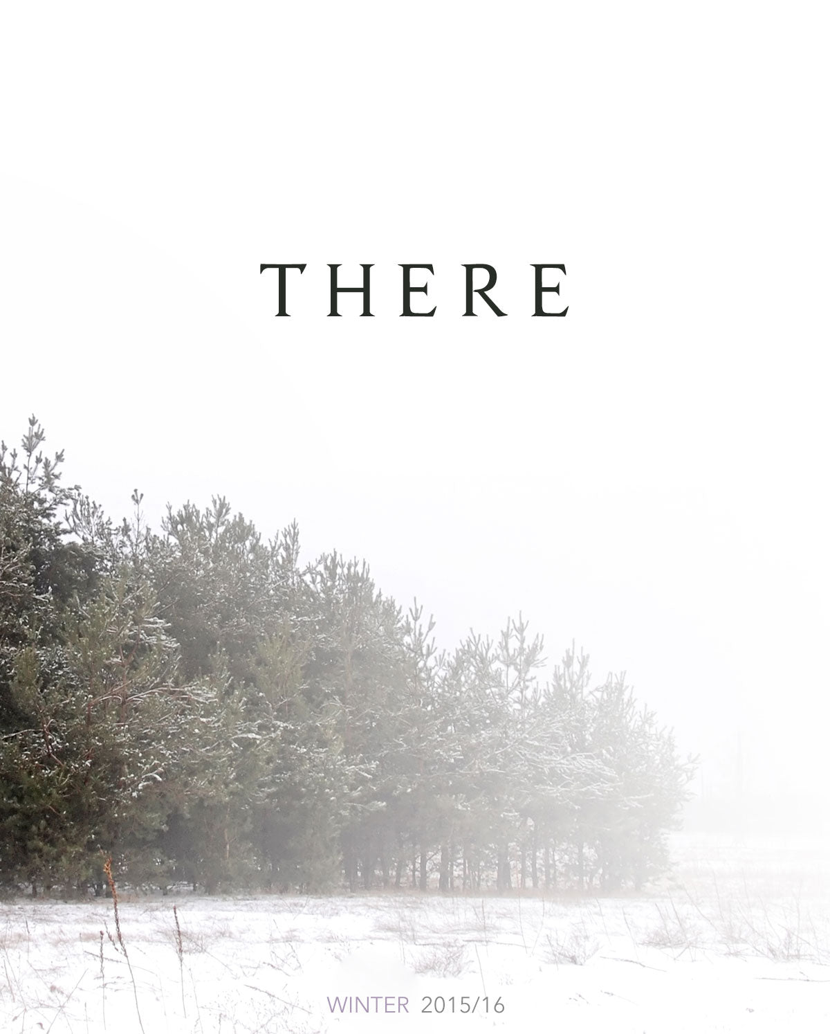 THERE vol. 4 Winter 2015/16