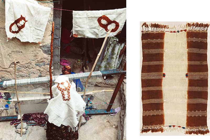 Natural Dye: Henna in Morocco