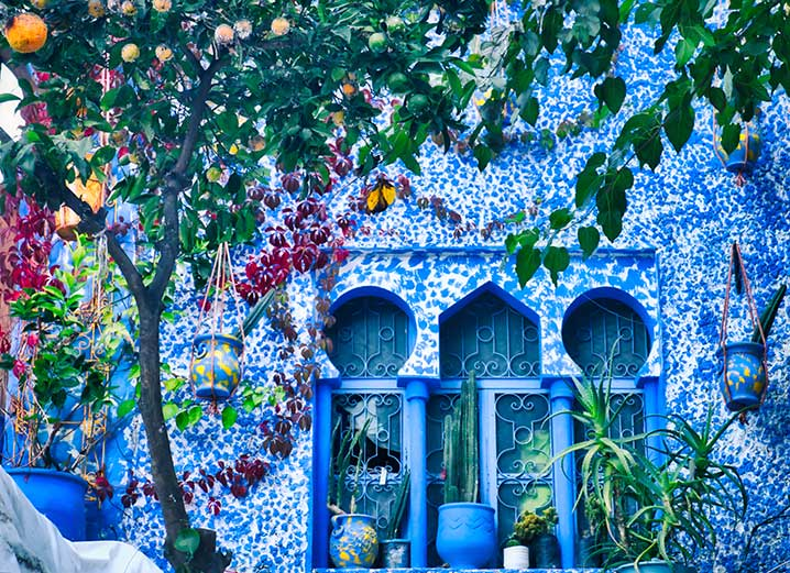 The Colors of Morocco, Chefchaouen