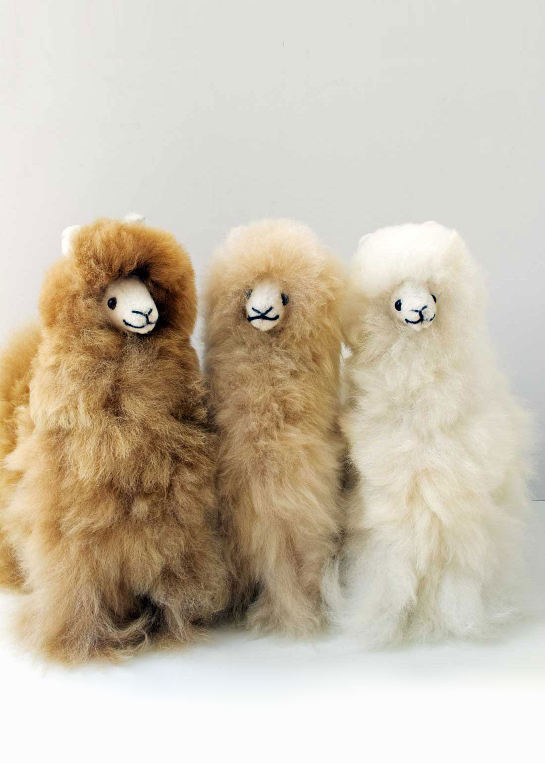 Shupaca Lorena Alpaca Stuffed Animal