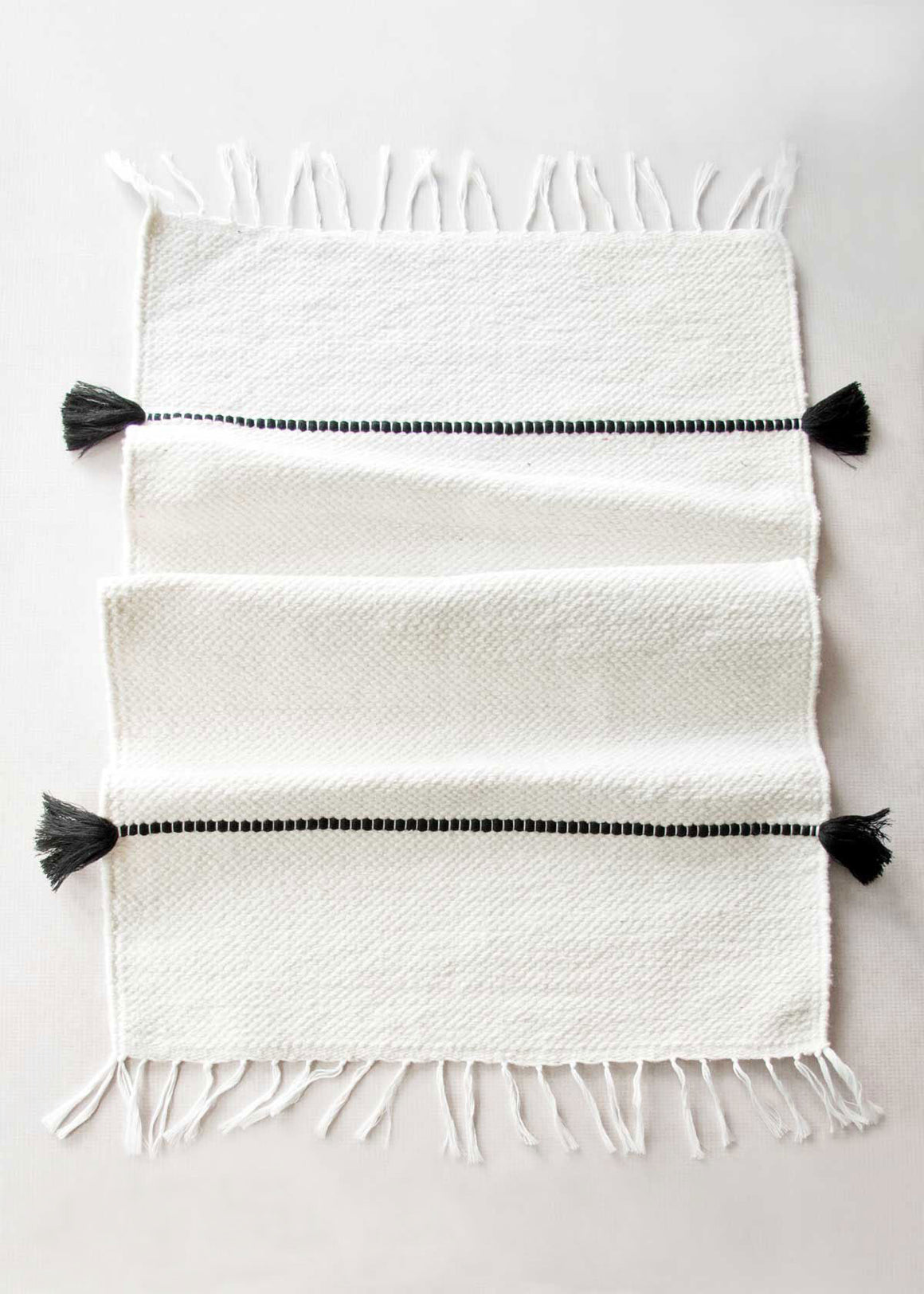 Abanja Ribbon Bath Mat