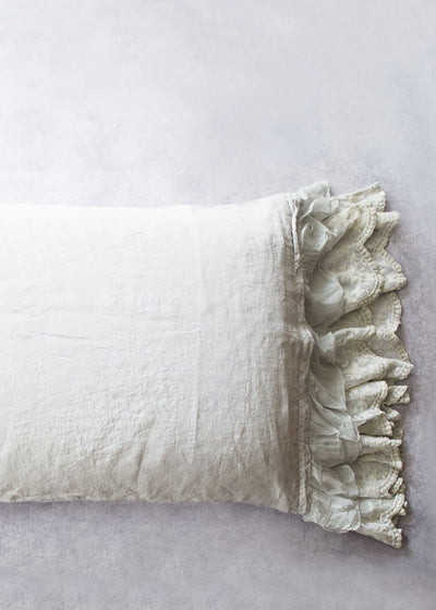 Amandine de Brévelay Chantilly Pillow Sham