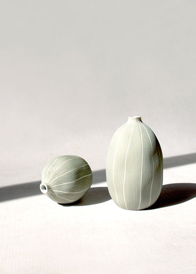 Gugu Bud Vase, Handcrafted in Thailand
