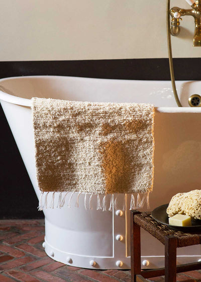 Barrydale Hand Weavers Cloud Bath Mat