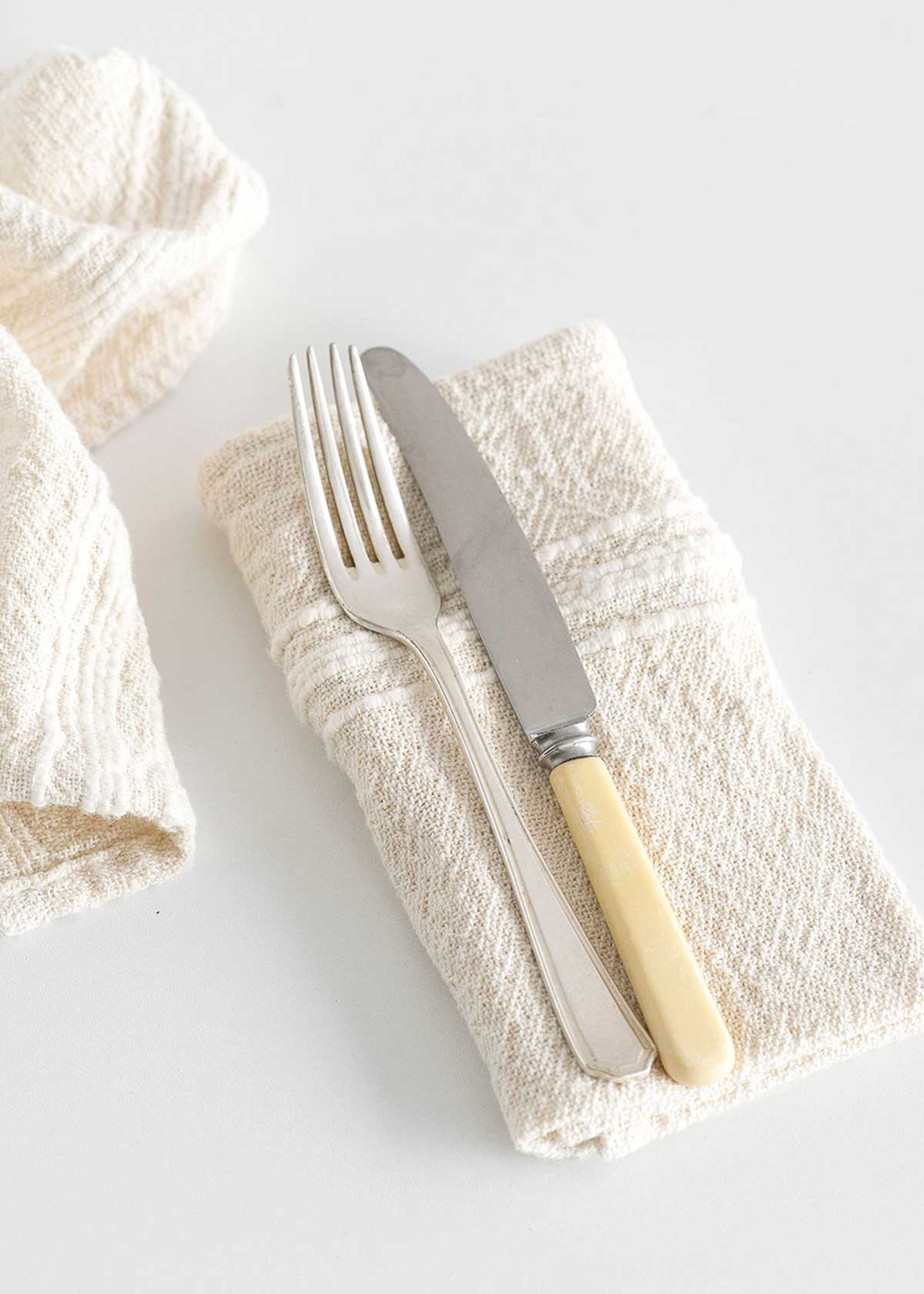 Barrydale Hand Weavers Farm Table Napkins