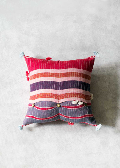 Injiri Mutwa Pillow, No. 21