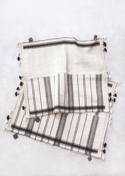 Injiri Rebari Khadi Placemat, Set of 2