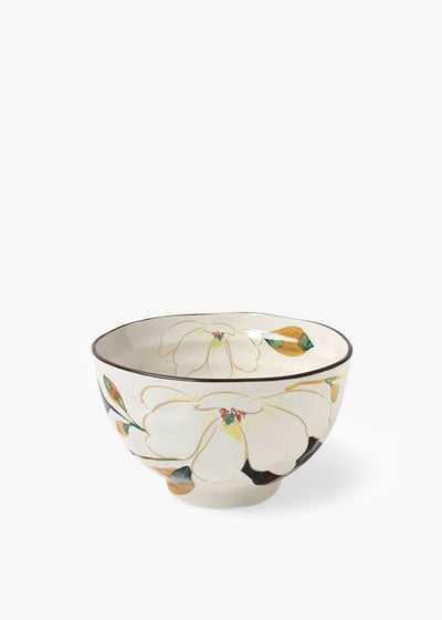 Hana Bloom Rice Bowl Set of 4