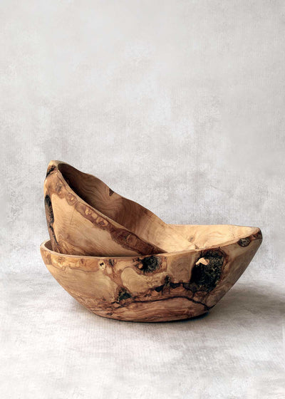 Rustic Olive Bowl