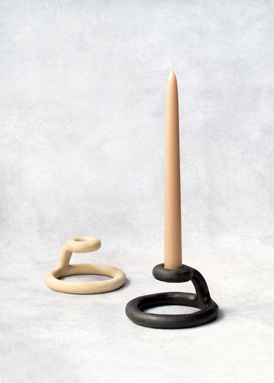 Uni Candlestick by Virginia Sin